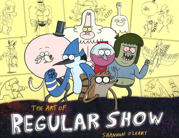 art_of_the_regular_show_main