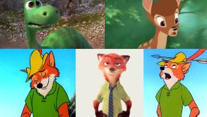 good_dinosaur_bambi_zootopia_robin_hood