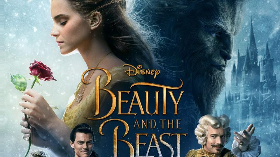 BEAUTY AND THE BEAST - New TV Spot and Poster ...